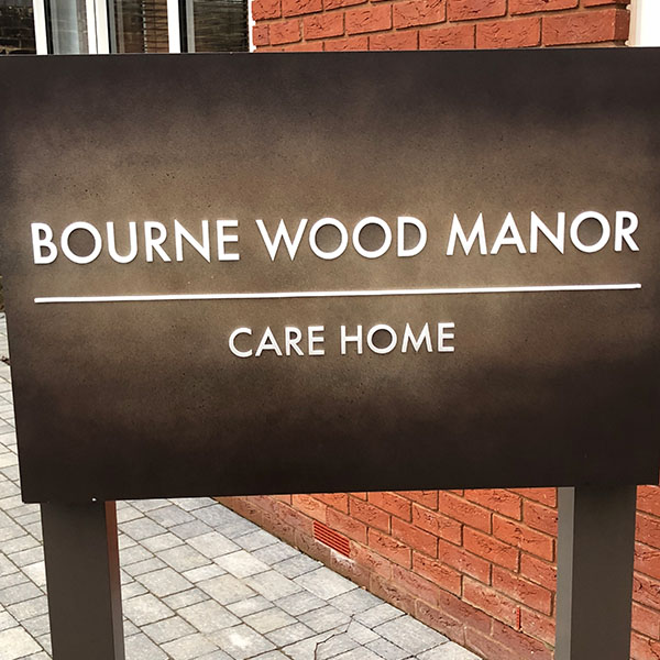 bournewood manor care home, custom build, new build, farnham, carpentry, surrey, guildford